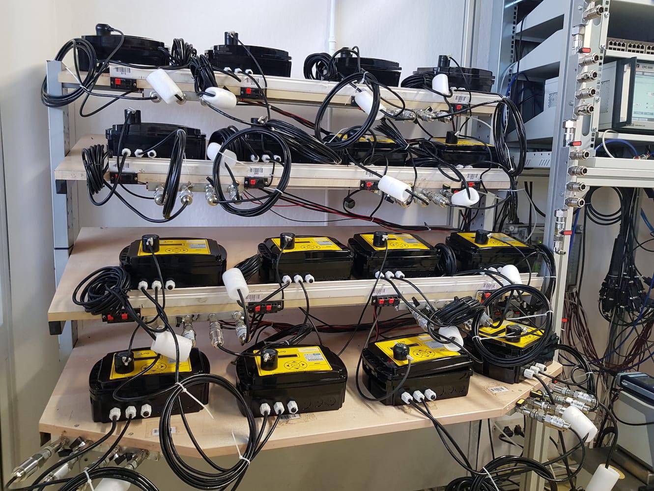 laboratorio metrologico gruppo FAST scandiano
